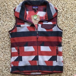 NWT Patagonia Synchilla Snap-T Vest